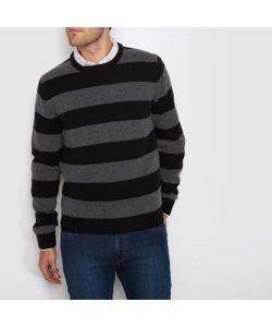 R essentiel | Пуловер В Полоску Из Шерсти Ягненка