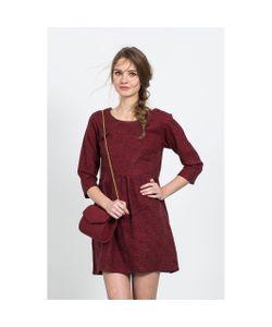 Compania Fantastica | Платье С Короткими Рукавами Cluedo Dress