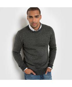 R édition | Пуловер С Рисунком В Горошек В Крапинку