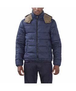 Esprit | Стеганая Куртка С Капюшоном