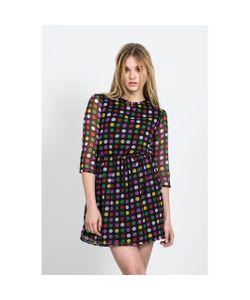 Compania Fantastica | Платье В Горошек С Рукавом 3/4 Gladstone Dress