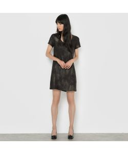 Vila | Платье С Короткими Рукавами