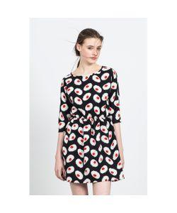 Compania Fantastica   Платье Расклешённое Рукава 3/4 Akihabara Dress