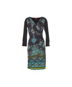 Rene Derhy | Платье Saloon Из Трикотажа С Принтом