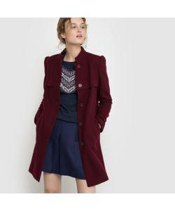 MADEMOISELLE R | Пальто Со Складками Сзади