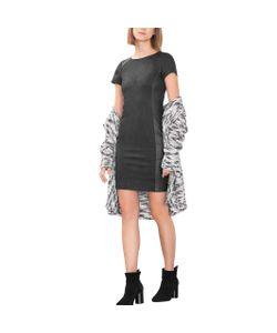 Esprit   Платье Приталенное Из Комбинированного Материала