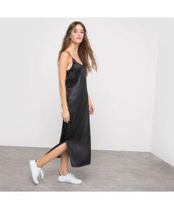 R édition | Платье-Миди Из Сатина