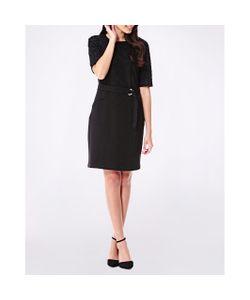 Yumi | Платье С Короткими Рукавами И Круглым Вырезом