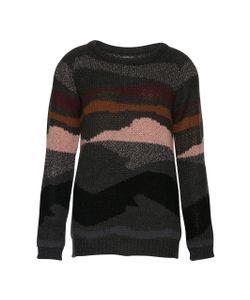 ICHI | Пуловер С Длинными Рукавами Norabi Камуфляжный Узор