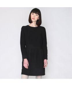 Pepaloves | Платье С Круглым Вырезом И Длинными Рукавами