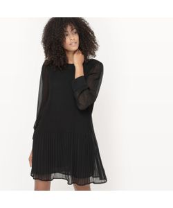 MADEMOISELLE R | Платье Плиссированное Из Вуали