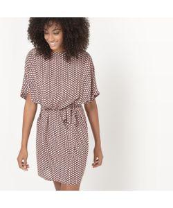 b.young | Платье Струящееся С Принтом Junly Dress