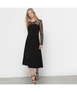 R édition | Платье-Бюстье С Верхом Расшитым Гладью