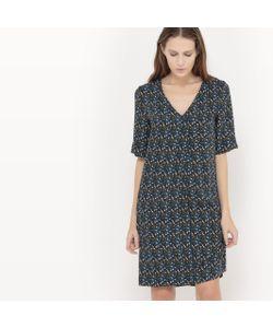 R essentiel | Платье Струящееся С Рисунком