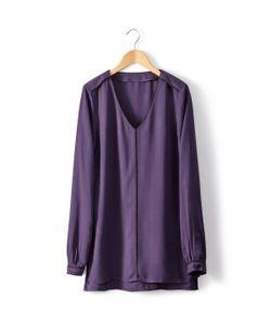 R essentiel | Блузка С V-Образным Вырезом