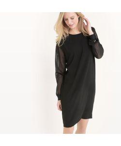 b.young | Платье С Длинными Рукавами Hilly Dress