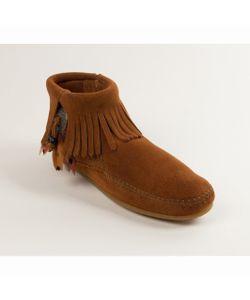 Minnetonka | Ботинки Concho Feather