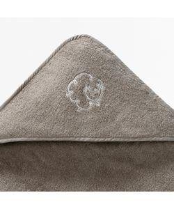 R baby | Банное Пончо И Рукавица Из Махровой Ткани 420 Г/М² Для Девочек