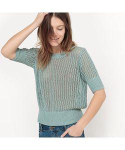 R studio | Пуловер С Круглым Вырезом Из Хлопка