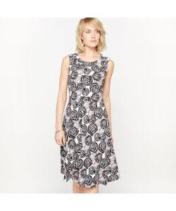 ANNE WEYBURN | Платье С Рисунком Без Рукавов