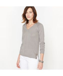 ANNE WEYBURN | Пуловер Из Оригинального Трикотажа
