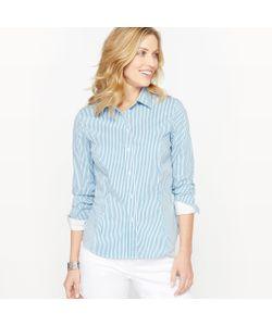 ANNE WEYBURN | Рубашка В Полоску Из Окрашенных Волокон