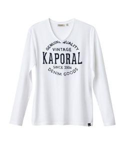 Kaporal 5 | Футболка Tarzu С V-Образным Вырезом