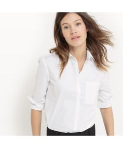 R essentiel | Рубашка Прямого Покроя Из Хлопка