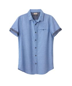 PETROL INDUSTRIES | Рубашка С Рисунком И Короткими Рукавами
