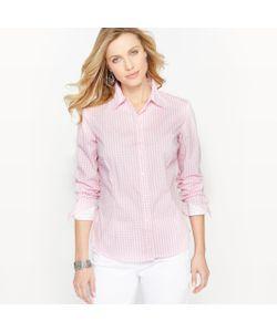 ANNE WEYBURN | Рубашка В Клетку Виши Из Окрашенных Волокон