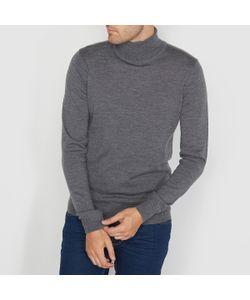 R essentiel | Пуловер С Отворачивающимся Воротником Из Шерсти Мериноса
