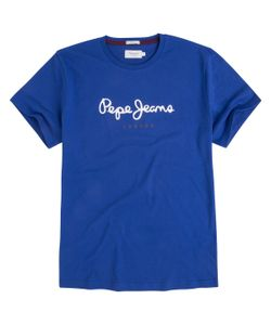 Pepe Jeans London | Футболка С Круглым Вырезом Хлопковая