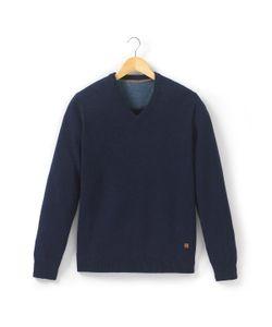 R essentiel | Пуловер С V-Образным Вырезом 100 Шерсть