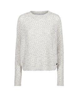 Numph | Пуловер Из Ажурного Трикотажа С Длинными Рукавами