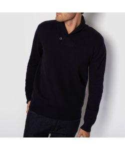 R essentiel | Пуловер С Шалевым Воротником 100 Овечья Шерсть