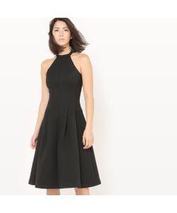 MADEMOISELLE R | Платье С Американской Проймой Рукавов