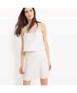 Molly Bracken | Платье Без Рукавов С Эффектом 2 В 1