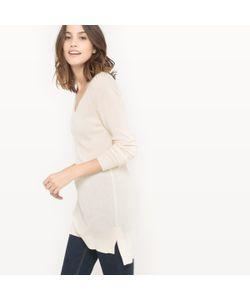 R essentiel | Пуловер Струящийся С V-Образным Вырезом