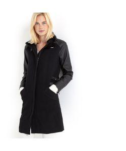 R essentiel | Пальто Из Двух Материалов 50 Шерсти