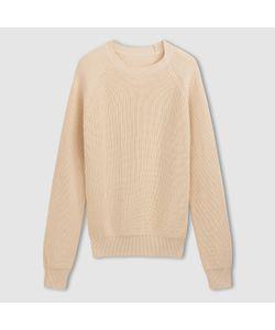 R essentiel | Пуловер Из Фантазийного Трикотажа 100 Хлопка