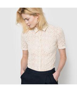 R studio | Рубашка С Короткими Рукавами Из Шитья