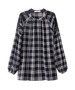 MADEMOISELLE R | Рубашка Со Вставкой Из Макраме
