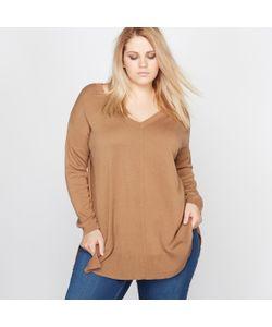 CASTALUNA | Пуловер С V-Образным Вырезом Квадратный Покрой
