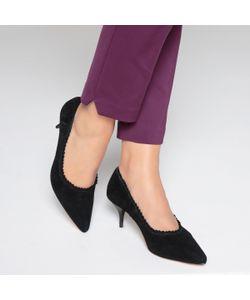 MADEMOISELLE R | Туфли Кожаные С Помпонами