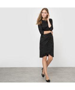 French Connection | Платье Из Бархатистого Материала С Подпалинами
