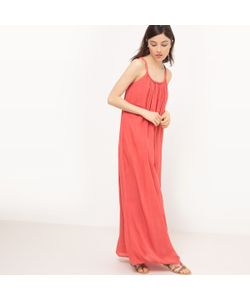 R édition | Платье Длинное С Тонкими Бретелями