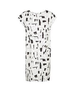 Numph | Платье С Рисунком Короткие Рукава