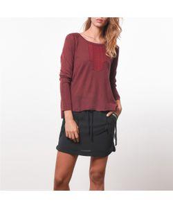 JOE RETRO | Пуловер С Вышивкой И Длинными Рукавами