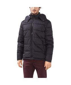 Esprit | Куртка Стёганая С Капюшоном