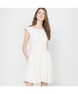 DELPHINE MANIVET X LA REDOUTE MADAME | Платье Короткое Вырез Сзади